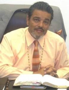 Apostle Stephen Rosas