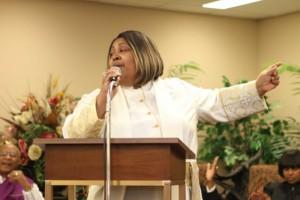 Co-Pastor Gloria Smith